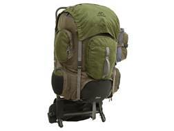 ALPS Mountaineering Zion Frame Backpack Aluminum and Polyester Green