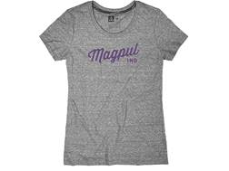 Magpul Women's Rover Script Crew T-Shirt Short Sleeve