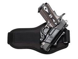 Fobus Ankle Holster Right Hand 1911 Officer, Browning Hi-Power Kahr K9, K40, P9, P40, PF9,  MK9, ...