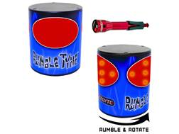 LaserLyte Rumble Tyme Kit with Premium Pistol Laser Trainer and Rumble Tyme Target 2 Pack