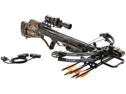 Stryker Solution LS Crossbow Package with Multi-Reticle Scope Realtree APG Camo