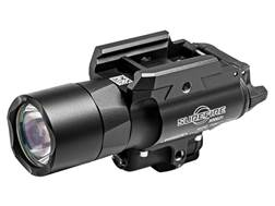 Surefire X400 Ultra Weapon Light LED with Green Laser with 2 CR123A Batteries Aluminum Black
