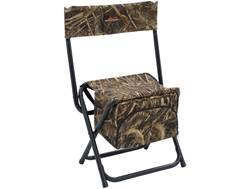 ALPS Outdoorz Dual Action High-Back Chair Realtree Max-5 Camo