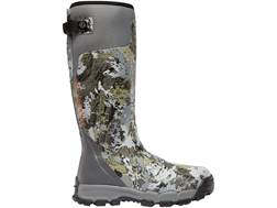 "LaCrosse Alphaburly Pro 18"" Waterproof Uninsulated Hunting Boots Rubber Clad Neoprene Men's"