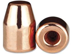 Berry's Bullets 45 Caliber (452 Diameter) 200 Grain Plated Hollow Base Flat Point