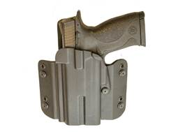 Comp-Tac L Line Belt Holster Left Hand Smith & Wesson M&P, Walther PPQ Kydex Black