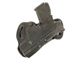 DeSantis Small of Back Belt Holster Glock 26, 27, 33 Leather