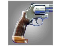Hogue Fancy Hardwood Grips with Accent Stripe Colt Diamondback Oversize