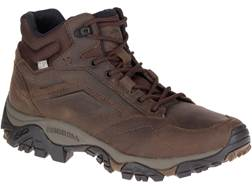 "Merrell Moab Adventure Mid 5"" Waterproof Hiking Boots Leather/Synthetic"
