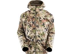 Sitka Gear Men's Kelvin Lite Hoodie Polyester Optifade Subalpine Camo Large