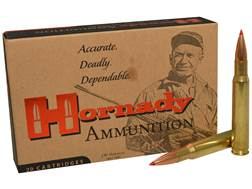 Hornady Vintage Match Ammunition 30-06 Springfield (M1 Garand) 168 Grain ELD Match Box of 20