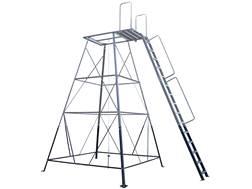 Redneck Blinds 5' Elevated Blind Platform Extension Steel