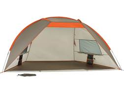 Kelty Cabana Shelter Polyester Orange and Grey