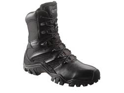 "Bates Delta-8 8"" Side-Zip Tactical Boots Leather/Nylon Men's"