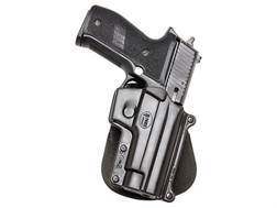 Fobus Standard Paddle Holster Right Hand Sig Sauer SP2009, SP2340 Polymer Black