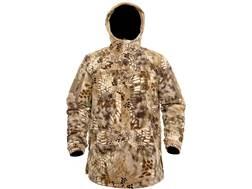 Kryptek Men's Anorak Insulated Fleece Jacket Polyester Highlander Camo