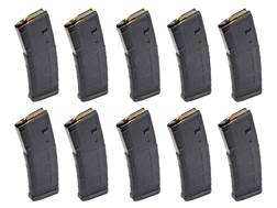 Magpul PMAG M2 MOE Magazine AR-15 223 Remington 30-Round Black Pack of 10