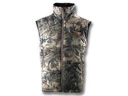 Sitka Gear Men's Kelvin Insulated Vest Polyester Gore Optifade Open Country Camo 2XL 50-53