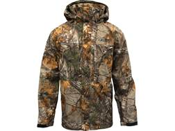 MidwayUSA Men's Mackenzie Mountain Signature Rain Jacket Realtree Xtra Camo Medium