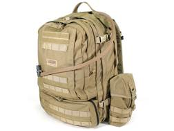 BLACKHAWK! Titan Backpack with 100 oz Hydration System Nylon Coyote Tan