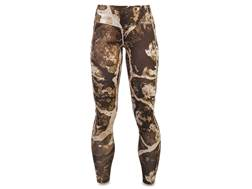 First Lite Women's Larkspur Base Layer Pants Merino Wool Cipher Camo Large