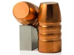 Lehigh Defense Match Solid Bullets 45 Caliber (452 Diameter) 300 Grain Solid Copper Wide Flat Nos...
