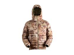 Kryptek Men's Aquillo Jacket HyperDRY Down Insulated Polyester Highlander Camo