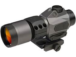 Sig Sauer ROMEO6H Red Dot Sight 1x Ballistic Reticle Picatinny-Style Hex Bolt Mount Graphite