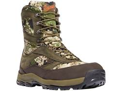 "Danner High Ground 8"" Uninsulated Waterproof Hunting Boots Leather and Nylon Men's"