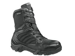 "Bates GX-8 8"" Composite Safety Toe Side-Zip Waterproof GORE-TEX Tactical Boots Leather/Nylon Men's"