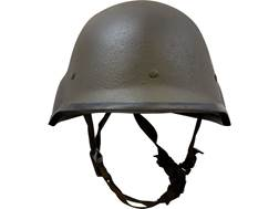 Military Surplus Czech Helmet Grade 2 Kevlar Olive Drab