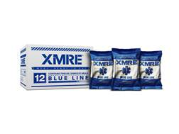 XMRE Blue Line Meal, Ready to Eat Pack of 12