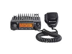 Midland MXT400 MICROMOBILE GMRS 2-Way Radio with NOAA Combo Black