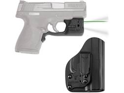 Crimson Trace Laserguard Pro Laser Sight S&W M&P Shield Polymer Black