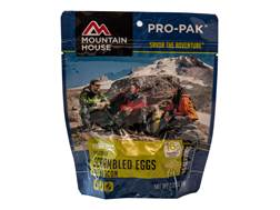 Mountain House Pro-Pak Vacuum-Sealed Scrambled Eggs with Bacon Freeze Dried Food 2.25 oz