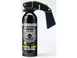 Tornado Pistol Grip Fogger Pepper Spray 10% OC 454 Gram Aerosol