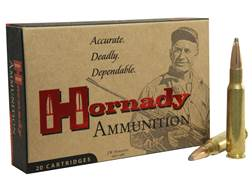 Hornady Custom Ammunition 275 Rigby 140 Grain Spire Point Box of 20
