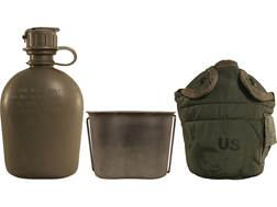 Military Surplus Canteen Kit Grade 2 Olive Drab