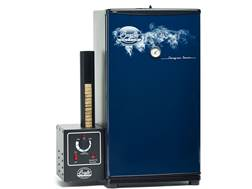 Bradley Designer Series Electric Smoker Blue