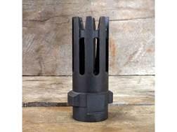 """Gemtech Quickmount Flash Hider Suppressor Mount LR-308 5/8""""-24 Thread Steel Matte"""