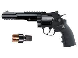 Smith & Wesson 327 TRR8 Air Pistol 177 Caliber BB Black