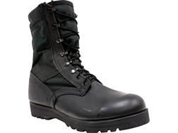 Military Surplus Warm Weather Combat Boot Grade 1 Black 13 R