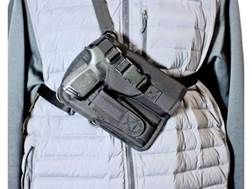 DeSantis Yukon Chest Holster Large Frame Semi-Auto Nylon Black
