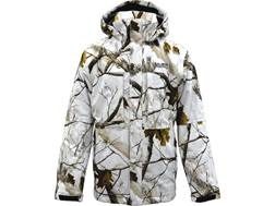 MidwayUSA Men's Mackenzie Mountain Signature Parka Realtree AP Snow Camo Medium