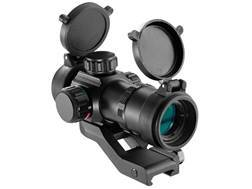Barska Tactical Red Dot Sight 1x 30mm 4 MOA Dot with Picatinny-Style Mount Matte