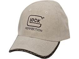 Glock 2nd Amendment Logo Cap Perfection Polyester Khaki