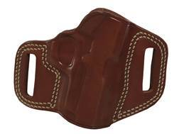 "Galco Combat Master Belt Holster Right Hand Colt 1911 Officer 3"" Barrel Leather"