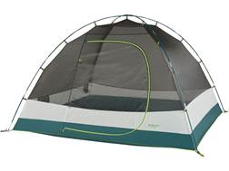 """Kelty Outback 4 Person Dome Tent 96"""" x 85"""" x 59"""" Polyester Grey- Blemished"""