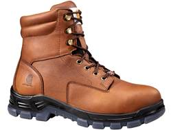 "Carhartt 8"" Waterproof Composite Safety Toe Work Boots Leather"