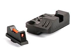 ZEV Technologies Combat V3 Sight Set Glock 17, 17L, 19, 22, 23, 24, 26, 27, 33, 34, 35, 38, 39 St...